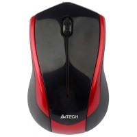 Мышь A4Tech G7-400N-2 Black-Red USB