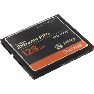 CF SanDisk Extreme Pro 128GB 160MB/s  SDCFXPS-128G-X46