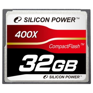 CF Silicon Power  32GB  400x