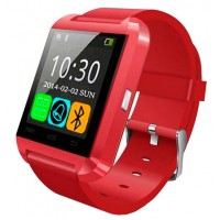 UWatch U8 Smart Watch красные