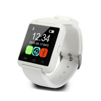 UWatch U8 Smart Watch белые