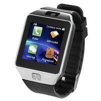 UWatch DZ09 Smart Watch black