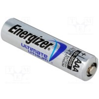 Батарейка Energizer Ultimate Lithium AAA FR03