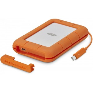 HDD  LaCie  4 TB Rugged Thunderbolt USB-C STFS4000800