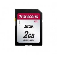 Карта памяти SD  2GB  Transcend Industrial (TS2GSD100l)