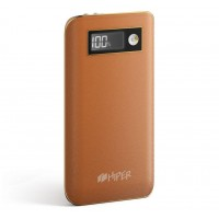 Powerbank HIPER XPX6500 brown