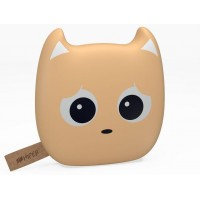HIPER POWER BANK ZOO 7500 CARAMEL
