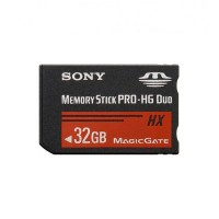 Sony Memory Stick PRO-HG Duo 32GB (MS-HX32B)