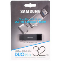 Samsung USB 3.1 Flash Drive DUO Plus 32GB (MUF-32DB/APC)