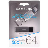 Samsung USB 3.1 Flash Drive DUO Plus 64GB (MUF-64DB/APC)
