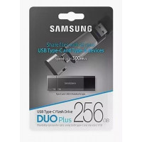 Samsung USB 3.1 Flash Drive DUO Plus 256GB (MUF-256DB/APC)