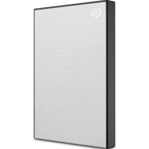 HDD  Seagate  1 TB  Backup Plus Slim серебро (STHN1000401)