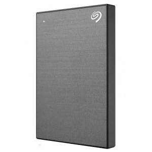 HDD  Seagate  2 TB  Backup Plus Slim серый (STHN2000405)