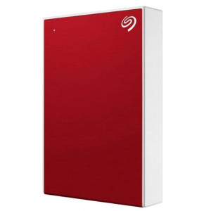 HDD  Seagate  4 TB  Backup Plus Portable красный (STHP4000403)