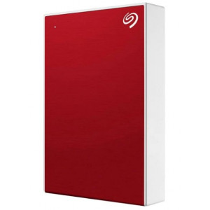 HDD  Seagate  5 TB  Backup Plus Portable красный (STHP5000403)