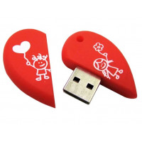 USB  16GB  Smart Buy  Wild series  Сердце
