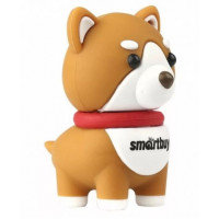 USB  16GB  Smart Buy  Wild series  Собачка Акита