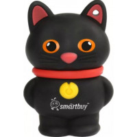 USB  32GB  Smart Buy  Wild series  Котёнок  чёрный