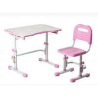 Fundesk Vivo ll pink