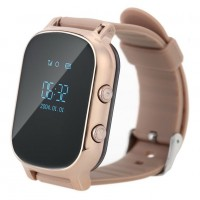 Smartwatch T58 gold